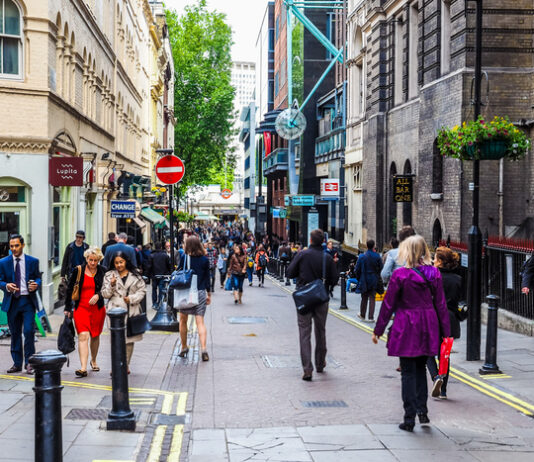 £95m government funding launched to aid high street recovery