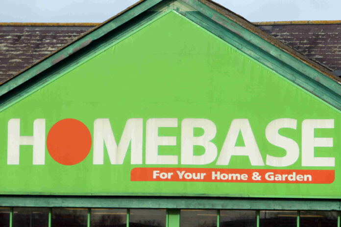 Homebase trials second small high street store format
