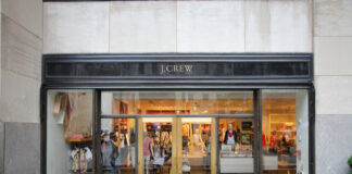 J.Crew store closures pandemic jobs redundancies administration FRP