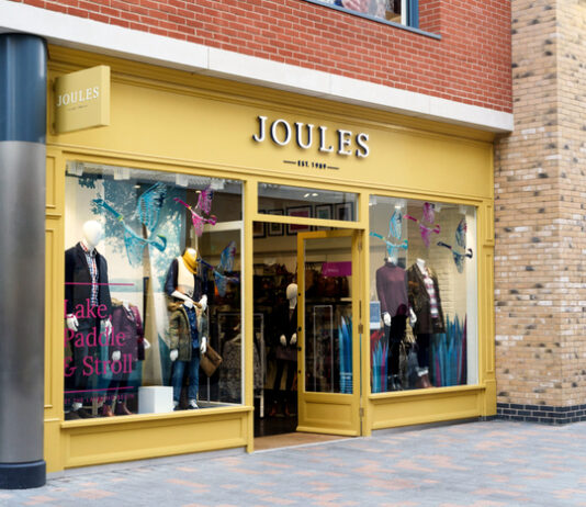 """Joules """"encouraged"""" by Q1 trading despite 18% sales drop"""