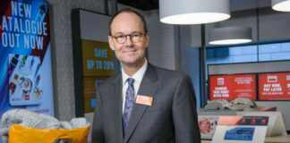 Ex-Sainsbury's CEO Mike Coupe hired for key NHS Test & Trace role