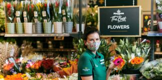 Morrisons doubles number of in-store professional florists