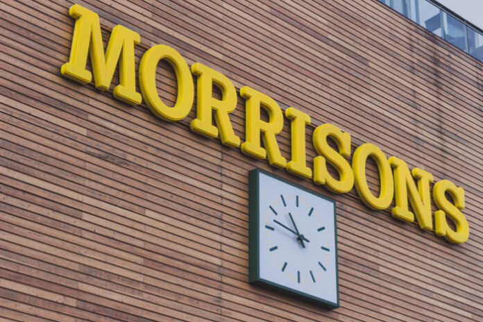Morrisons half-year profits dented by £155m Covid costs