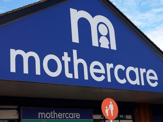 Mothercare store closures covid-19 pandemic lockdown boots trading update Clive Whiley