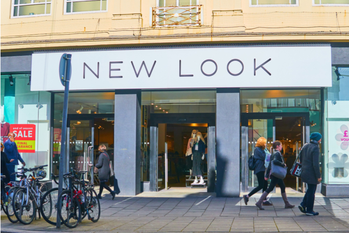 New Look avoids collapse as creditors green light CVA