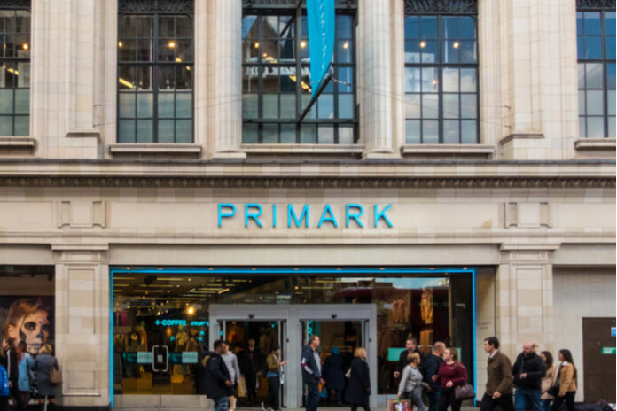 Primark sales beat expectations since exiting lockdown
