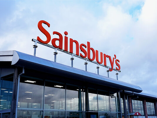Sainsbury's rolls out its largest flexible plastic packaging recycling system