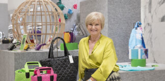 Selfridges MD Anne Pitcher wins prestigious business award