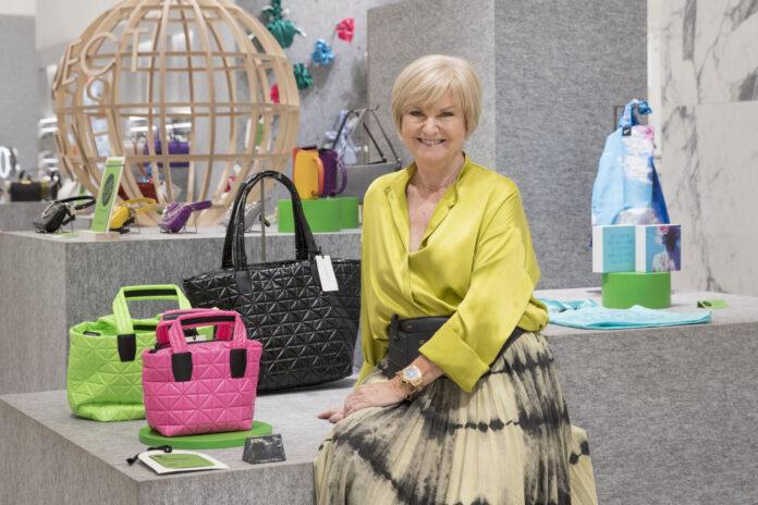 Selfridges MD Anne Pitcher wins prestigious business award