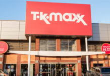 TK Maxx TJX UK Deborah Dolce stock topshop
