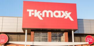 TK Maxx TJX UK Deborah Dolce stock topshop