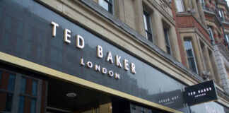 Ted Baker Ray Kelvin boardroom