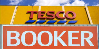 Charles Wilson resigns as CEO of Tesco's Booker wholesale arm