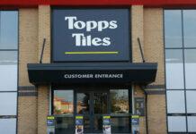 Topps Tiles Stephen Hopson Molson Coors Rob Parker