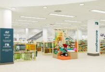 Boots begins rolling out Mothercare & premium nursery concessions