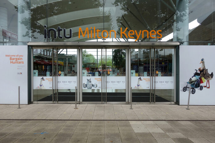 Intu Milton Keynes Ellandi acquisition Morgan Garfield KPMG