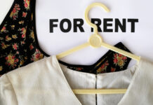 Clothing rental services covid-19 lockdown pandemic rent fast fashion