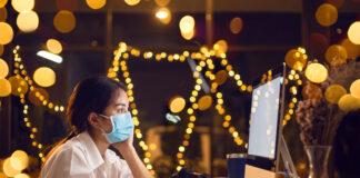 Christmas David Potts covid-19 pandemic lockdown store closures bank of england