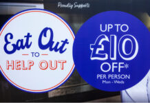Eat Out To Help Out scheme ONS inflation Jonathan Athow