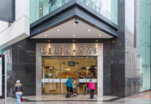 Six arrested during Debenhams workers protest in Dublin