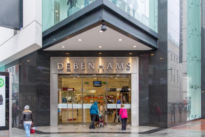 JD Sports said to be considering Debenhams deal