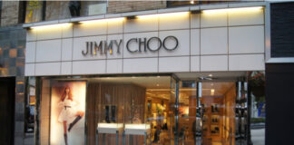 Capri Holdings Jimmy Choo Pierre Denis