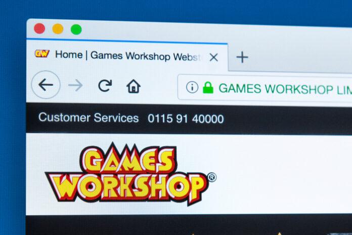 Games Workshop Kevin Rountree