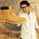 Giorgio D'Aprile Timberland profile covid-19 pandemic lockdown sustainability