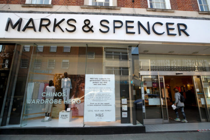 Marks & Spencer M&S Gemma Lumsden Next Stephen Langford