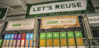 Asda officially opens new sustainability store in Leeds