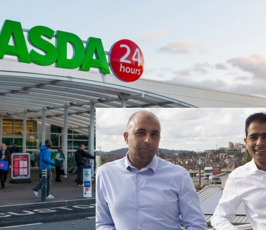 EG Group Asda Issa brothers Big 4 Michael Hughes Deloitte