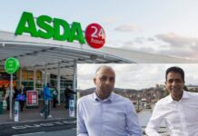 Asda EG Group trading update
