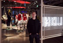 Adidas Chris Walsh new store lockdown covid-19