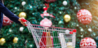 Shoppers spend record-breaking £10.9bn in supermarkets during November