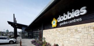 Dobbies Graeme Jenkins new store