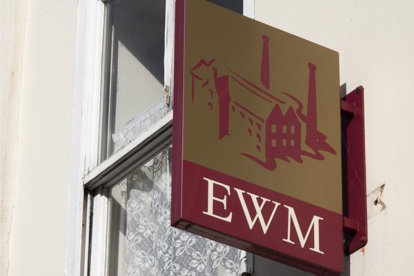 British Property Federation BPF Edinburgh Woollen Mill Group EWM Philip Day