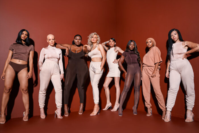 "Missguided ""However You Nude"" empowerment campaign body positivity diversity inclusive"