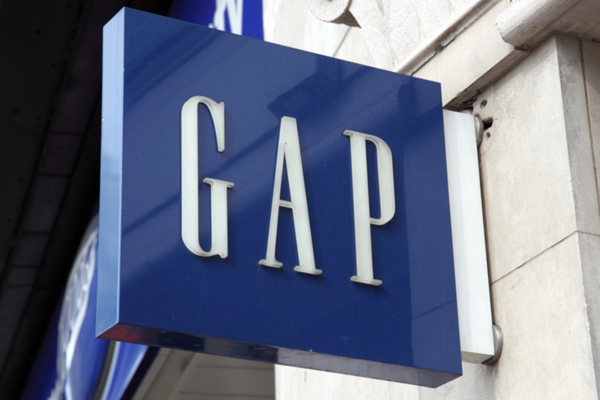 Gap store closures Mark Breitbard