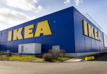 Ikea to open 50 new stores worldwide despite online surge
