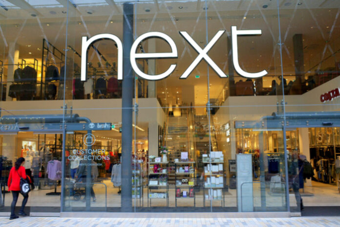 Next the latest retailer dragged into equal pay campaign