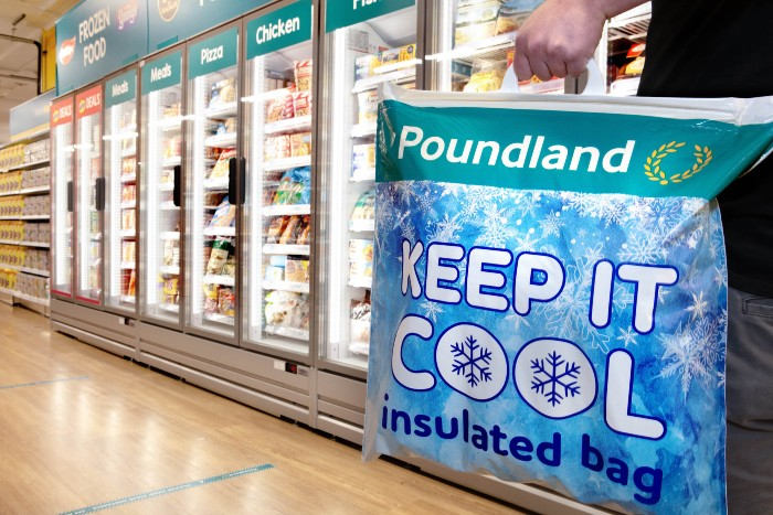 Poundland Fultons Foods acquisition
