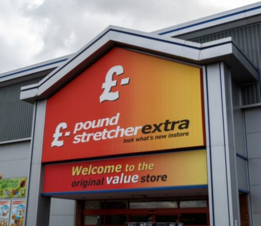 Poundstretcher CVA new stores