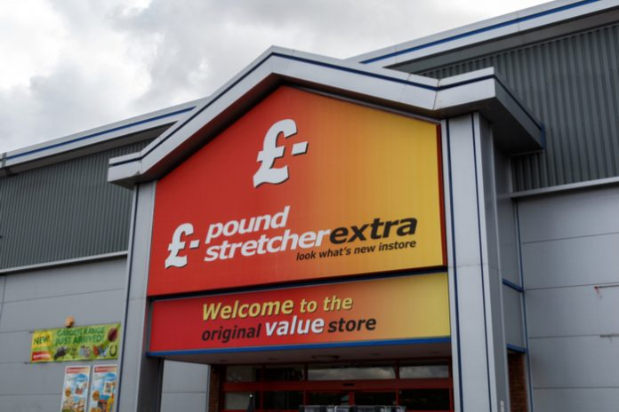 Poundstretcher CVA new stores