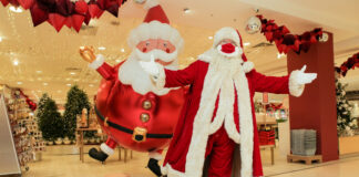 Selfridges opens Christmas shop 75 days in advance