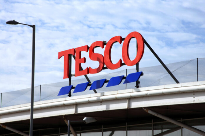 Tesco apologises for implying sanitary products