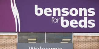 "Bensons for Beds is looking for a ""Bum Tester"" PERTer Posterior Elasticity Recovery Technician"