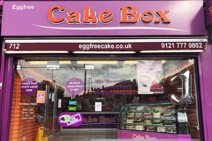 Cake Box sales bounce back after lockdown closures