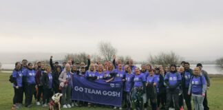 McColl's raises £500,000 Great Ormond Street Hospital Children's Charity GOSH