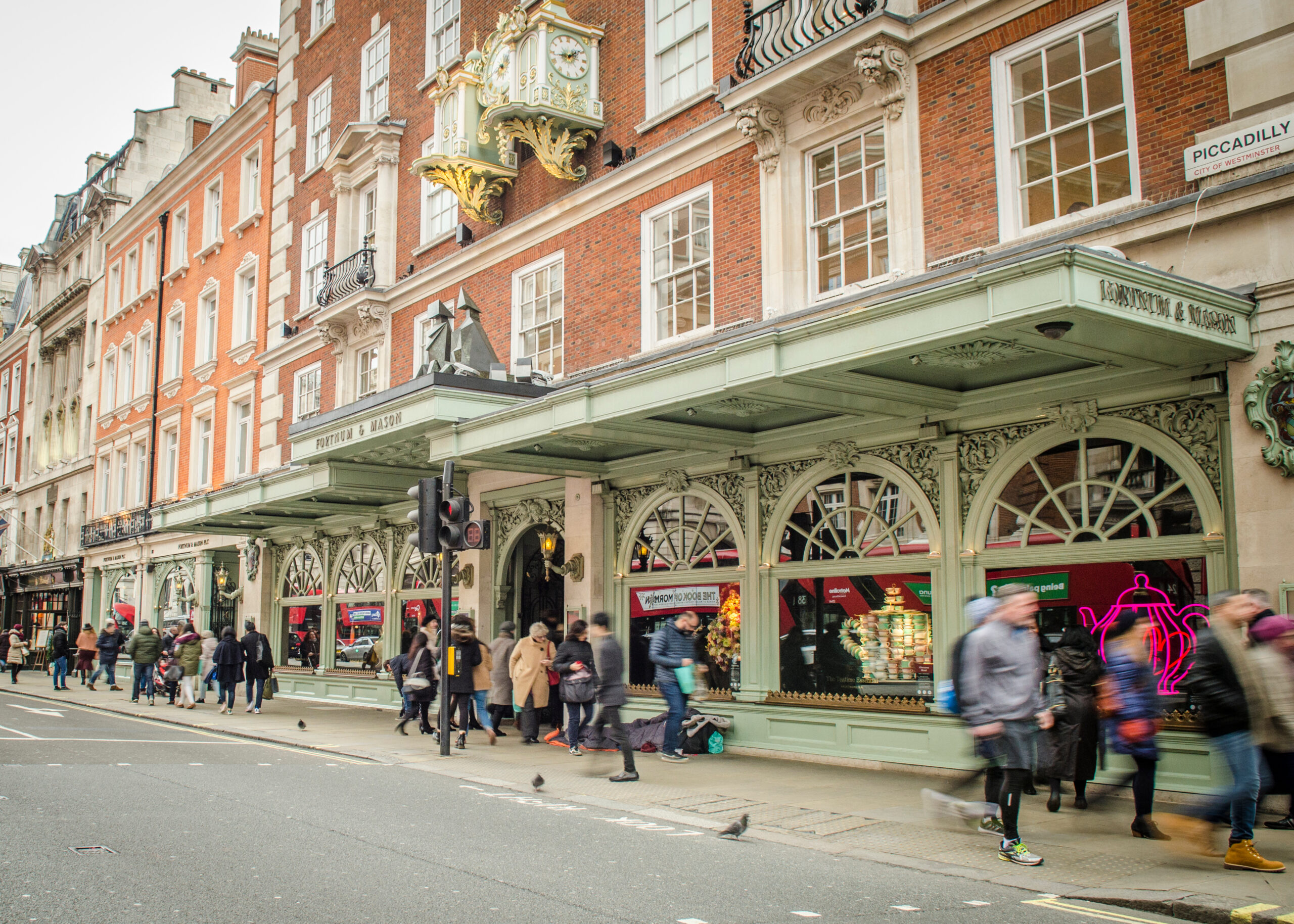 Fortnum & Mason CEO lashes out at new Tier 2 restrictions for London