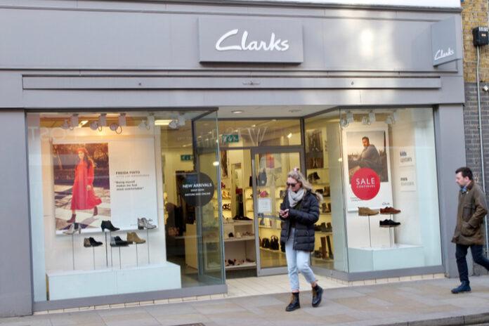 Clarks CVA LionRock Capital store closures jobs redundancies covid-19